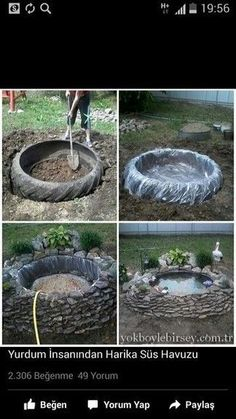 Outdoors Discover When it comes to remodeling your backyard there are several possibilities - Diy Garden Projects Garden Yard Ideas Diy Garden Backyard Projects Garden Projects Garden Art Garden Design Patio Ideas Backyard Ideas Garden Pool Backyard Projects, Garden Projects, Garden Crafts, Garden Art, Garden Pond, Herb Garden Pallet, Cement Garden, Cement Patio, Flagstone Patio