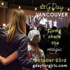 G Day Vancouver 2015 in Mom Paradigm, September 28, 2015