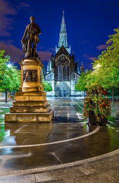 just-wanna-travel: Glasgow, Scotland, UK