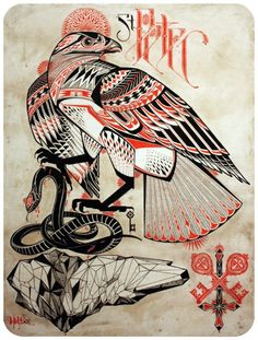 The Intricate Drawings of David Hale