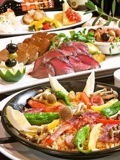 Okayama|岡山 おかやま|Restaurant|Espana LEON - エスパーニャ レオン -|エスパーニャ レオン(各国料理/スペイン・地中海料理)の店舗情報・予約なら、お得なクーポン満載、ネット予約でポイントも貯まる【ホットペッパーグルメ】!エスパーニャ レオンのおすすめポイントはタパス30種がなんと食べ放題!120分の飲み放題も付いてリーズナブル!詳しくはお得なクーポンへ スペインの大衆居酒屋をイメージした店内は陽気なMUSICで賑やかな雰囲気♪。エスパーニャ レオンの地図、メニュー、口コミ、写真などグルメ情報満載です!