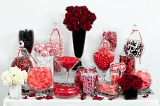 Candy Buffets — Wedding Candy — Nuts.com #nutsdotcom #wedding @Nuts.com