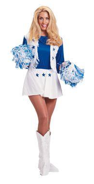 Dallas Cowboy Cheerlead Ad