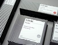 Uzuri – Classic and Seasonal Makeup Collections by Chloe Galea, via Behance