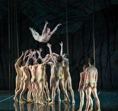 Artists of Colorado Ballet in The Rite of Spring  Photo by Mike Watson