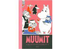 Muumit - Sarjakuvaklassikot 5
