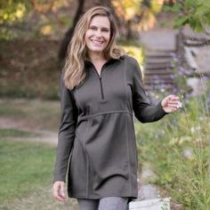 Feel Good About Looking Great With Aventura Women's Clothing! Shop Dresses, Skirts, Shirts, Shorts and More At The Official Site of Aventura. Aventura Clothing, Eco Friendly Fashion, Sport Wear, Skort, Athleisure, Looks Great, Raincoat, Tunic, Clothes For Women