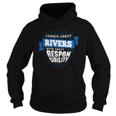 I Love RIVERS-the-awesome T-Shirts