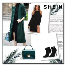 """""""Shein 7"""" by dedic-elvira ❤ liked on Polyvore featuring WithChic"""