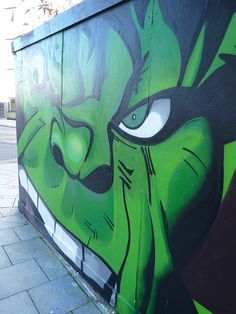 Hulk, Warg Cheapside, Feb 2013