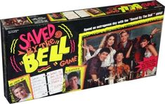 Saved by the Bell Game   12 Forgotten '90s Board Games For Girls