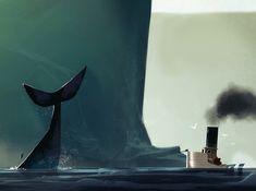 Court-métrage d'animation de fin d'études (promotion 2013). Réalisateurs : Juliaon ROELS, Christine SHIN, Eve GUASTELLA, David MARTINS DA SILVA, Maël JAOUEN ...