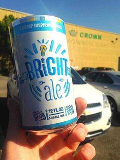 Bright Ale, Half Full Brewery, Stamford