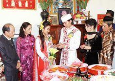 Phong tục cưới hỏi của người Việt Nam - Tu vi - Xem tử vi trọn đời 12 con Giáp