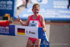 #press #berlinmarathon2016 #katharinaheinig #1frau