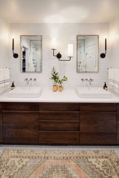 How to remodel a fresh bathroom: Fresh and Airy Master Bath Remodel