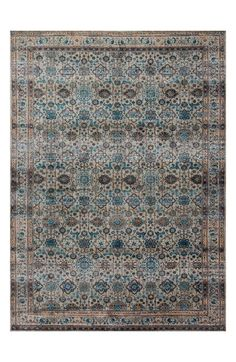 Free shipping and returns on Loloi x Magnolia Home 'Kivi' Area Rug at Nordstrom.com. Power loomed with layers of distressed patterns and pops of color, this intricate, durable area rug—designed in collaboration with Joanna Gaines for Magnolia Home—takes inspiration from antique Persian carpets and modernizes the look for today's homes.