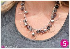 NEW Fall necklaces!! Only $5 each, includes earrings. All lead and nickel-free!! Get 'em here! www.paparazziaccessories.com/vegasbling
