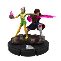 Gambit and Rogue. #58. Giant-Sized X-Men set.