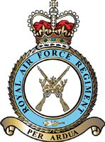 Badge of the Royal Air Force Regiment. Royal Air Force, Badge, Police, Military, Crests, Tattoo Ideas, Aircraft, Tattoos, Heart