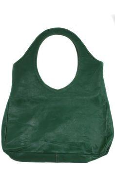 Groene handtas / schoudertas  Artemis de luxe