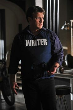 castle tv show | Episode 522: NATHAN FILLION