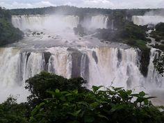 Cataratas - Foz do Iguaçu-PR.