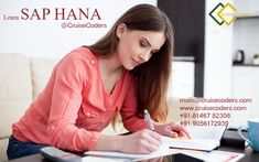 Learn #SAP #HANA #Functional & #Technical @ CruiseCoders. For #free demo #classes call us at (+91)-8146782308 or (+91)-9056172939