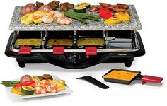 What is your favorite meal to cook on the Raclette Tabletop Grill? We love seeing everyone's creative recipes!