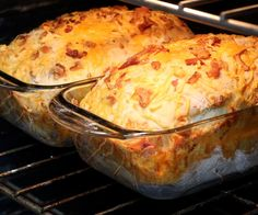 In this instructable I will show you how to make this delicious bacon cheddar bread that goes perfect with any dinner. I also love using it to make next level grilled cheese sandwiches.Ingredients you will need:3 c warm water2 tsp instant yeast2 tsp salt2 tsp sugar1 pack of bacon2 c shredded cheese6 c all-purpose flour1/8 tsp black pepper