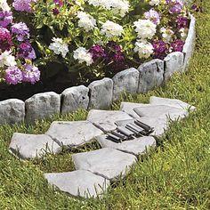 Hammer-In Landscape Edging