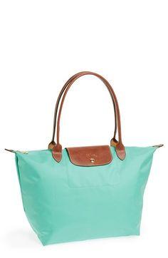 Longchamp large me pliage tote bag