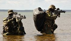 Kampfschwimmer der Bundesmarine (German Navy Kampfschwimmer - Navy Seals)