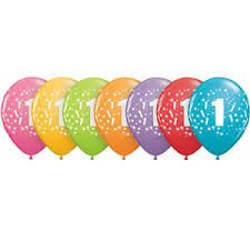 Image Result For 1st Birthday Balloon Pictures