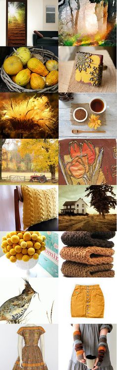 Harvest Sunrise by Allyson Filkins on Etsy--Pinned with TreasuryPin.com