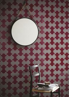 Ceramic Wall Tiles by Marazzi Handmade tiles can be colour coordinated and customized re. shape, texture, pattern, etc. by ceramic design studios Bathroom Floor Tiles, Wall And Floor Tiles, Kitchen Tiles, Modern Bathroom, Gio Ponti, Ceramic Wall Tiles, Mosaic Tiles, Mosaics, Interior Exterior