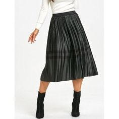 SHARE & Get it FREE | Pleated Striped Elastic Waist SkirtFor Fashion Lovers only:80,000+ Items·FREE SHIPPING Join Dresslily: Get YOUR $50 NOW!