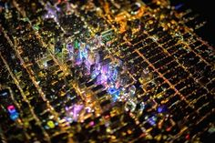 Amazing Photography On New York City From 7500 Feet