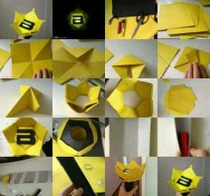 How to make a BIGBANG paper crownstick Well, VIPs born to be creative!!