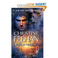 Lair of the Lion: Christine Feehan: 9780062021359: Amazon.com: Books