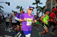 Harriette Thompson, oldest woman marathon runner
