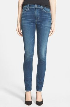 Citizens+of+Humanity+'Rocket'+Skinny+Jeans+(Modern+Love)+available+at+#Nordstrom