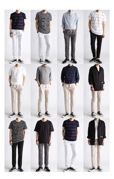 Men's fashion at 20 years old : What you don't know. men's fashion style tips for years guys Korean Fashion Men, Kpop Fashion, Mens Fashion, Fashion Suits, Teen Boy Fashion, Stylish Mens Outfits, Casual Outfits, Men Casual, Mode Ulzzang