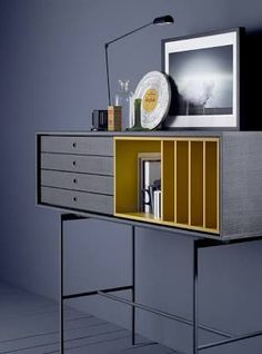Aura is a collection of furniture (console, buffet and tv Cabinet) designated by the Spanish brand Treku. Simple Furniture, Country Furniture, Living Furniture, Furniture Projects, Furniture Making, Luxury Furniture, Furniture Design, Contemporary Interior Design, Contemporary Furniture