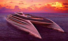 myLuxo.de - News - Ocean Supremacy - die grüne Super-Luxusyacht