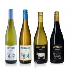 """Weinpaket Metzger: Überzeugen Sie sich von diesen hochwertigen Weinen aus der Pfalz. Vom Pastoren- bis zum Filetstück beweisen die feinen Metzgerweine ihre excellente Qualität.   Genießen Sie unsere Auswahl des Weinguts, welches unter anderem auch im """"Feinschmecker"""" empfohlen wurde."""