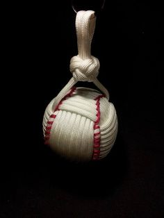 Swinging for the Fences How Paracord ties in with America's pastime There are few memories I revisit more frequently than my first .