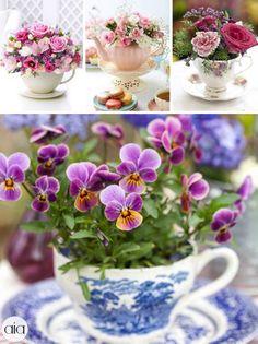 El Mundo de AiA: Flores