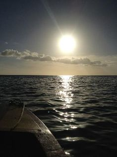 Portsmouth, Dominica: Sunste from the Boat