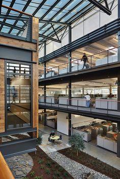 Galeria de Edifício Sul do Centro Federal 1202 / ZGF Architects - 4